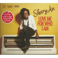 Shary-An ‎– Love Me For Who I Am