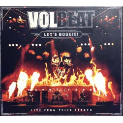 Volbeat ‎– Let's Boogie! Live From Telia Parken