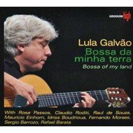 Lula Galvao - Bossa Da Minha Terra
