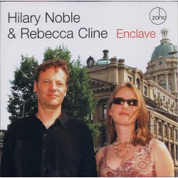 Hilary Noble & Rebecca Cline ‎– Enclave