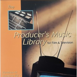 The producer's Music Library for Film & Television - Variations In Suspense Vol. 2