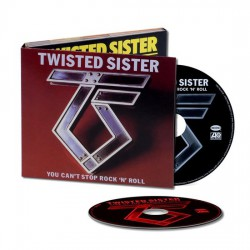 Twisted Sister – You Can't Stop Rock 'N' Roll