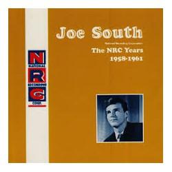 Joe South - National Recording Corporation: The NRC Years 1958-1961