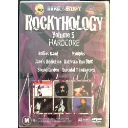 Rockthology Volume 5 - Hardcore