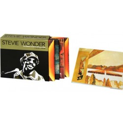 Stevie Wonder ‎– Classic Album Selection (1972-1978)