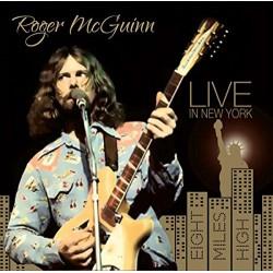 Roger McGuinn – Live In New York - Eight Miles High