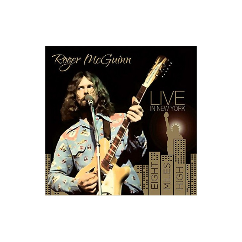 Roger McGuinn - Live From Electric Lady Land 7/18/91