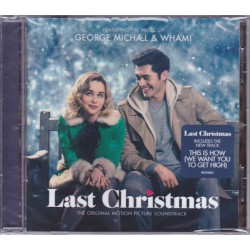 George Michael & Wham! ‎– Last Christmas (The Original Motion Picture Soundtrack)