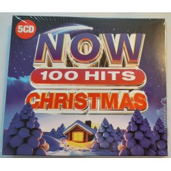 Various ‎– Now 100 Hits Christmas