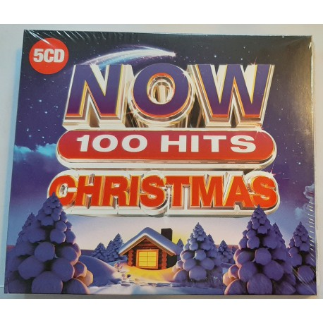 Various – Now 100 Hits Christmas