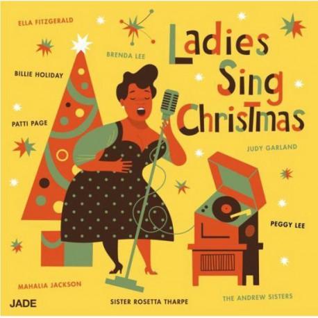 various - Ladies Sing Christmas, Ella Fitsgerald, Billie Holiday..