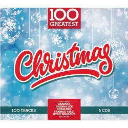 Various ‎– 100 Greatest: Christmas