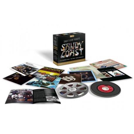 Sandy Coast – Subject Of My Thoughts / Complete Studio Album Collection + Bonus CD