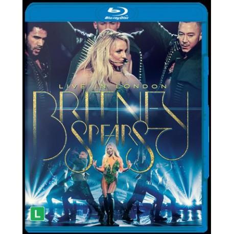 Britney Spears – Britney Spears: Live in London