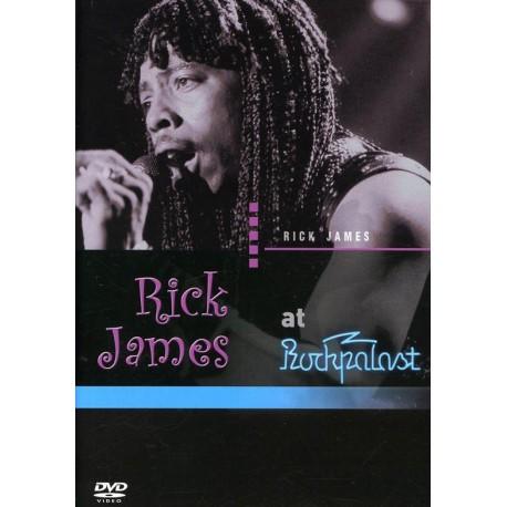 Rick James – Rick James At Rockpalast