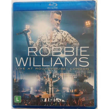 Robbie Williams -  Live at Roundhouse London