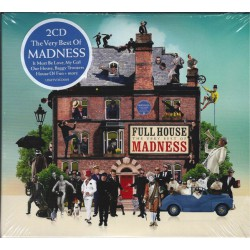 Madness ‎– Full House - The Very Best Of Madness