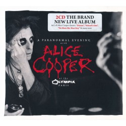 Alice Cooper – A Paranormal Evening With Alice Cooper At The Olympia Paris