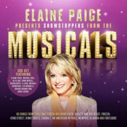 various - Elaine Paige Presents Showstoppers From the Musicals