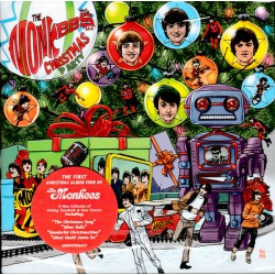 The Monkees ‎– Christmas Party