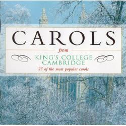 Choir Of King's College, Cambridge*, Sir David Willcocks, Philip Ledger – Carols From King's College, Cambridge