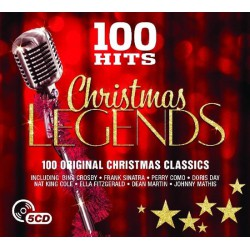 Various - 100 Hits - Christmas Legends