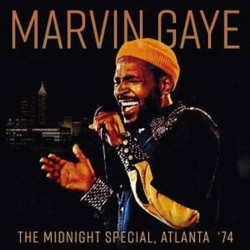 Marvin Gaye - The Midnight Special, Atlanta '74