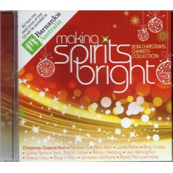 Christmas Charity Collection - Making Spirits Bright