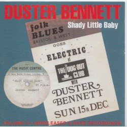 Duster Bennett - Shady Little Baby  Volume 3