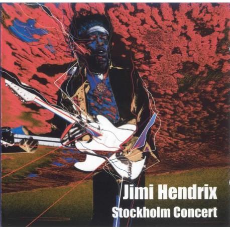 Jimi Hendrix – Stockholm Concert
