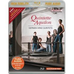 Quintette Aquilon - German Wind Quintets