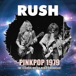 Rush – Pinkpop 1979 - The Classic Dutch Radio Broadcast