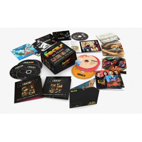 Focus - 50 Years Anthology [1970-1976]