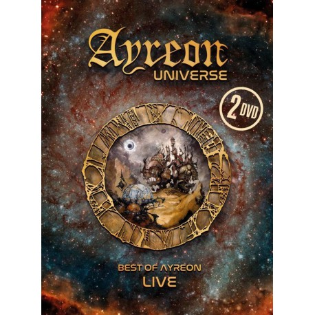 Ayreon Universe:Best Of Ayreon Live