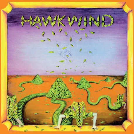 Hawkwind - Hawkwind (Orange Vinyl)