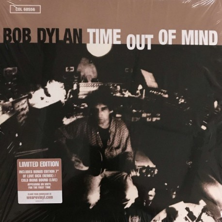 Bob Dylan - Time Out Of Mind 20th Anniversary