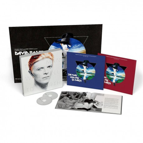 Various – The Man Who Fell To Earth