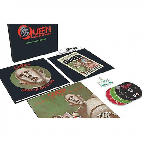 Queen - News Of The World (Limited 40th Anniversary Edition)