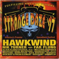 Various  – Strange Daze '97 - America's 1st SpaceRock Music Festival