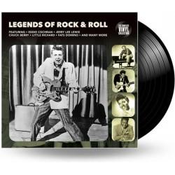 Various – Legends Of Rock & Roll