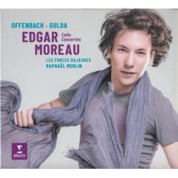 Offenbach ∙ Gulda, Edgar Moreau, Les Forces Majeurs, Raphaël Merlin – Cello Concertos