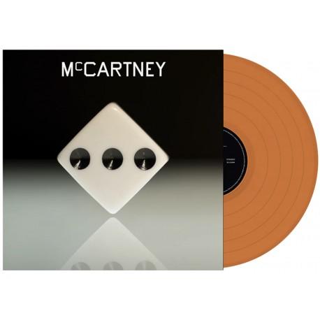Paul McCartney - III (Orange Vinyl)